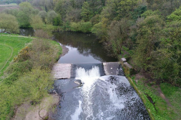 Holland Wood Weir